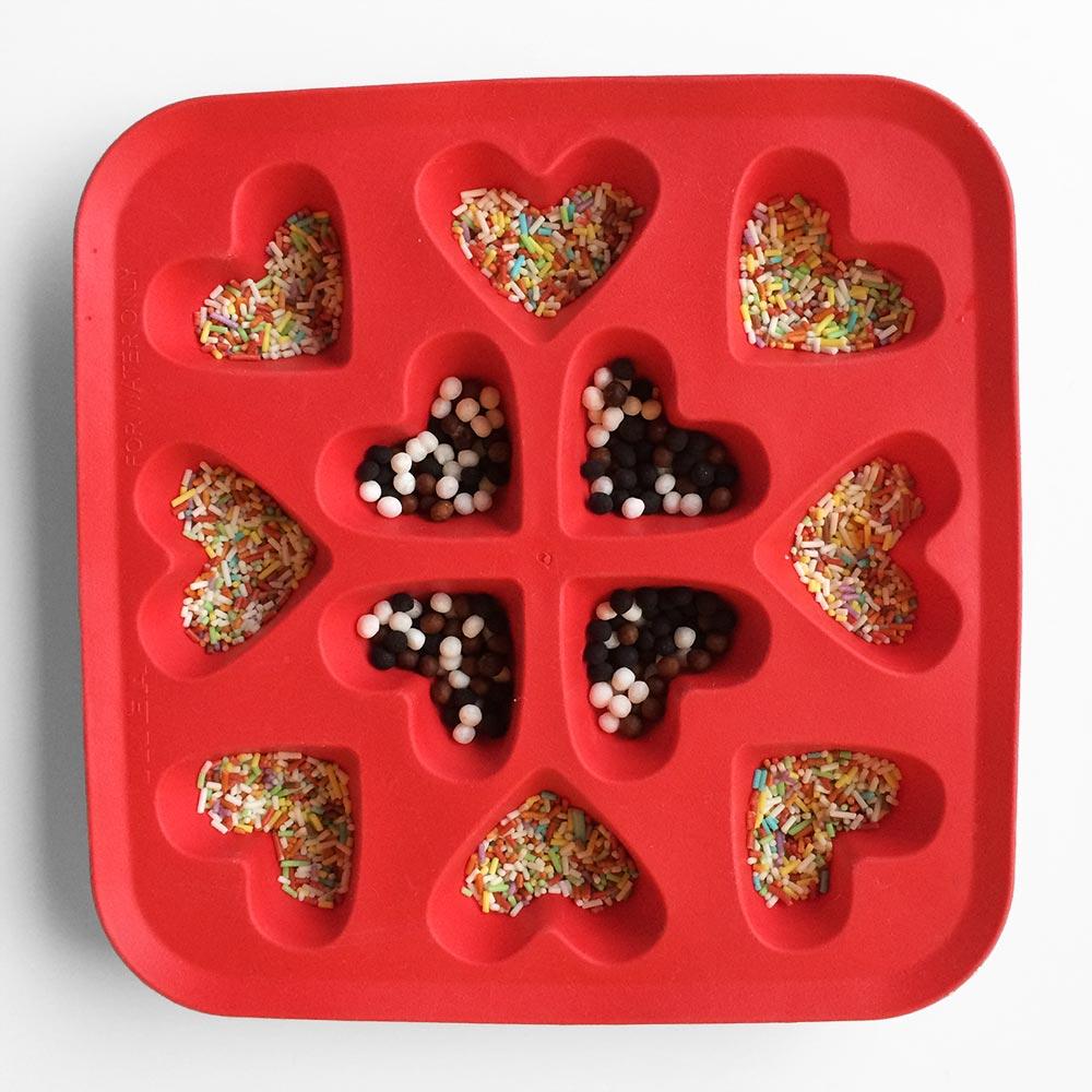 Čokoladni srčki 5