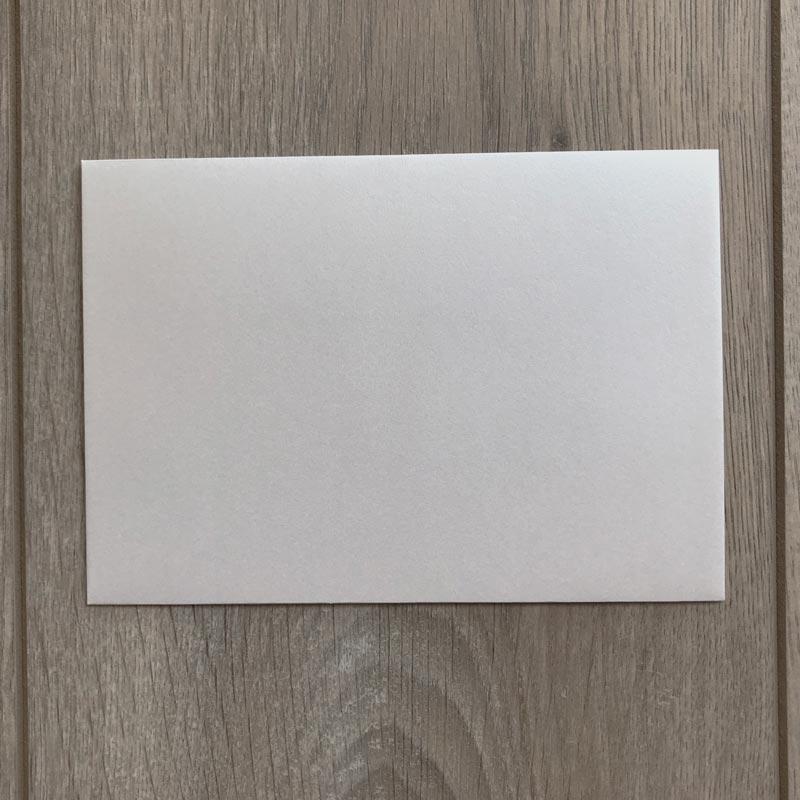 Kuverte za vabila – perlaste – 16x11cm – spredaj