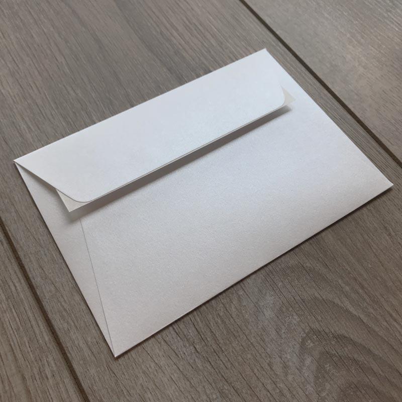 Kuverte za vabila - perlaste - 16x11cm