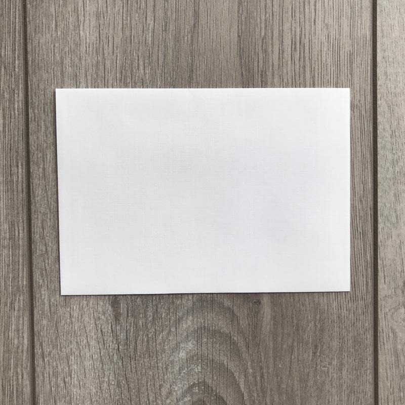 Kuverte za vabila – mat teksturirane – 16x11cm – spredaj