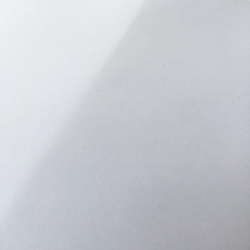 Prosojen bel (paus) papir