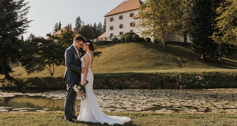 Poročna fotografija: Tanja in Jani 1
